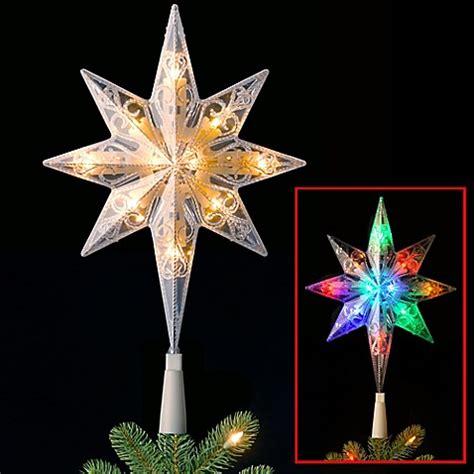 buy national tree pre lit 11 quot bethlehem star tree topper