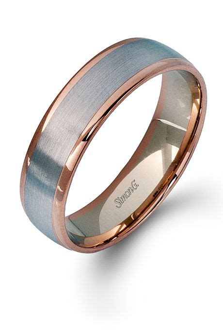 Wedding Bands For Both by 14k Gold And 14k White Gold S Wedding Band