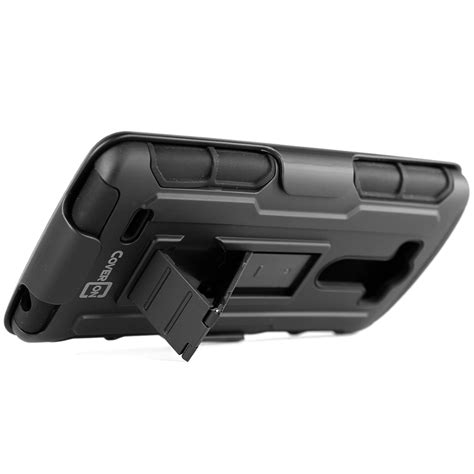 Hardcase Clip Belt Lg X Screen Stand Soft Casing protective belt clip holster cover soft hybrid stand for lg g3 2014 ebay