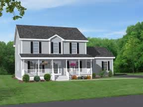 two story brick house plans with front porch home ideas plan for
