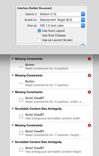 xcode top layout guide not showing xcode top layout guide missing ios xcode missing