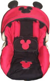 Car Seat Cover Costume Mickey Mouse Infant Car Seat Cover Any Model By