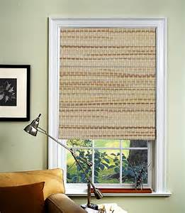 Decorative Window Shades Grass Weave Windowshades Design For Home Interior
