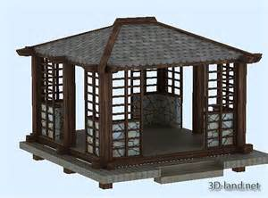 Japanese Pergola Kits by Classic Japanese Gazebo Ideas Home Decoration Ideas