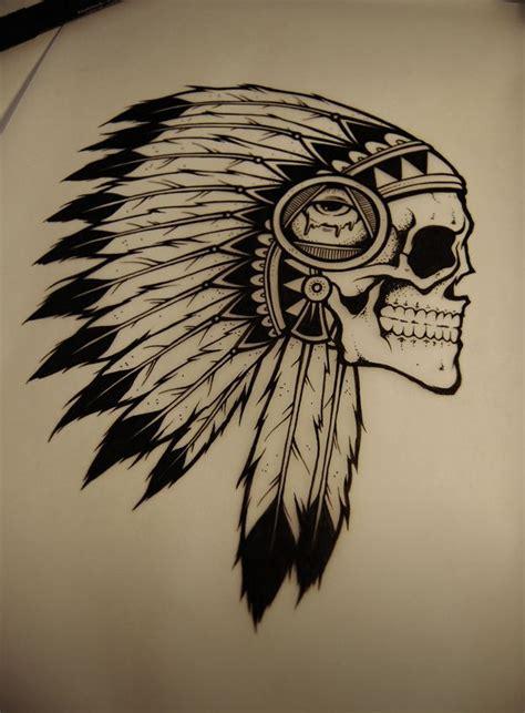 1000 ideas about indian skull on pinterest skull