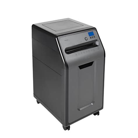 ativa 17 sheet crosscut paper shredder 17cc101 by office