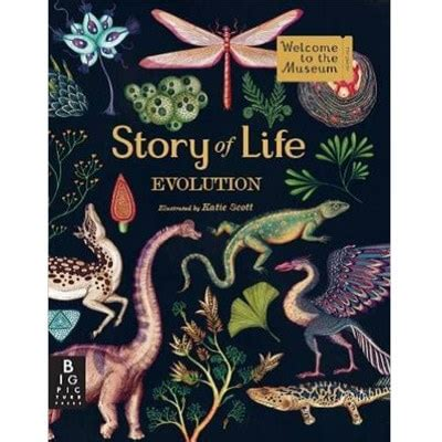 story of life evolution the 100 best new science books for kids geekwrapped