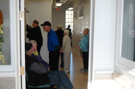 Watauga Post Office by Photos Of The Grand Opening Of The Renovated Historic