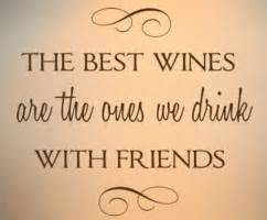 wine drinking quotes quotesgram