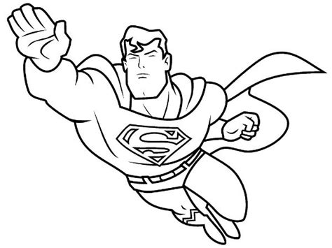 coloring pages not printable printable superman coloring pages coloring me