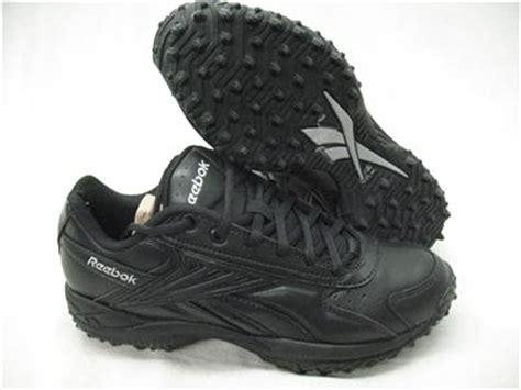 reebok football referee shoes reebok 101011 nfl referee low grass football baseball lax