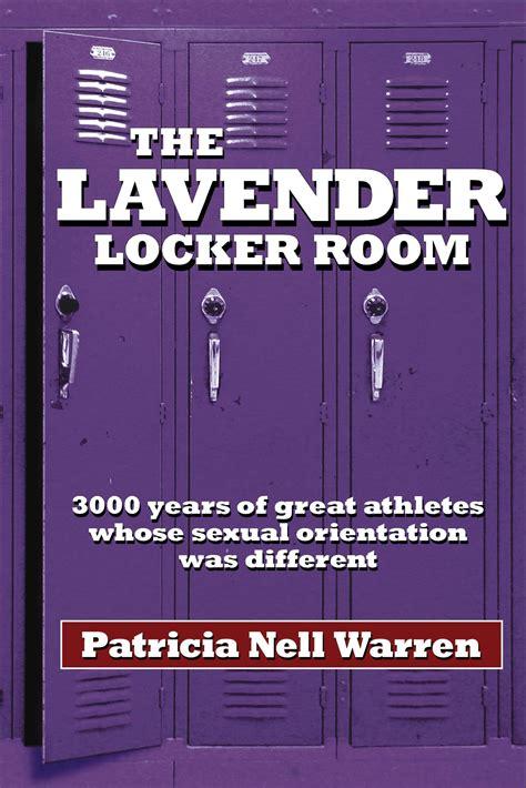 the locker room book landmark novelist publishes nonfiction book nell warren s lavender locker