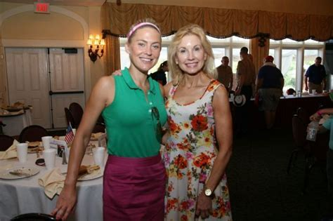 what happenef to ann allred on channel 5 news gen james t conway golf outing injured marine semper fi