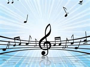 music melody art ppt backgrounds music templates ppt