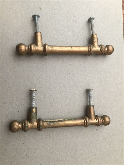 Buy Cabinet Pulls Vintage Brass Cabinet Pulls Townconnection