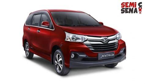 Tv Mobil New Xenia 10 mobil mpv murah yang ada di indonesia semisena