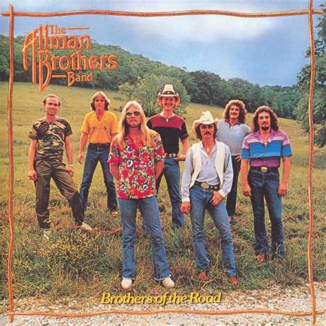road brothers the allman brothers band brothers of the road reviews