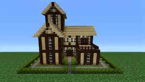 How To Make A Wooden House In Minecraft by Minecraft Tutorial How To Make A Wooden House 9