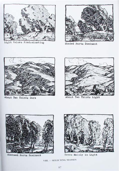 layout of composition darrell hill art studio april 2010