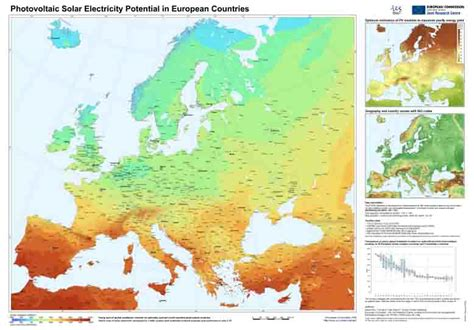 spain netherlands heat map photovoltaics background information