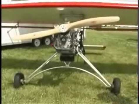 backyard airplane backyard flyer swing wing ultralight aircraft viyoutube