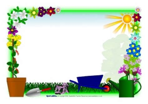 Plant Growth Primary Teaching Resources and Printables ... Microsoft Garden Clipart