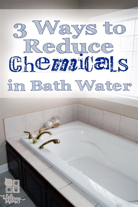 reduce moisture in bathroom how to reduce chemicals in bath water bath water and