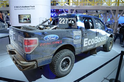 ford baja truck ford s new 2 7 ecoboost engine arrives in detroit in baja