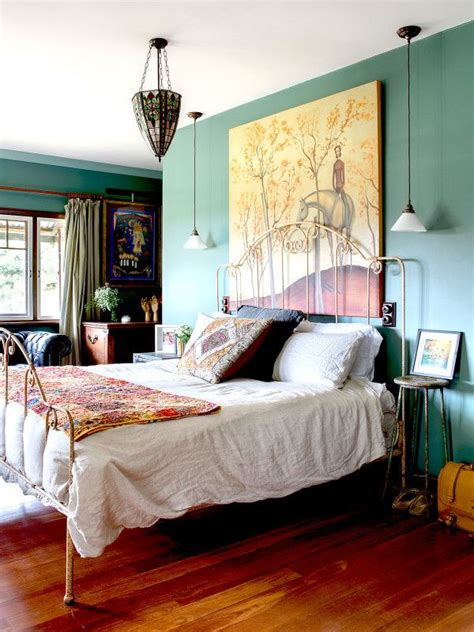 bedroom decor for best 25 eclectic bedrooms ideas on southwest