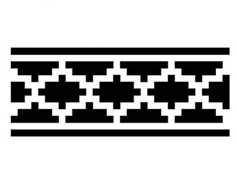 cenefas para paredes cenefas decorativas geom 233 tricas para la decoraci 243 n de