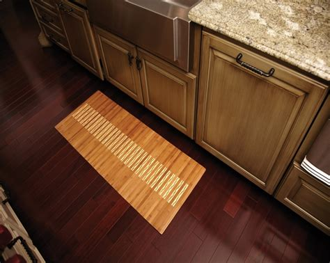 Kitchen Sink Rug Mat by 17 Best Images About Bamboo Kitchen Bath Mats On