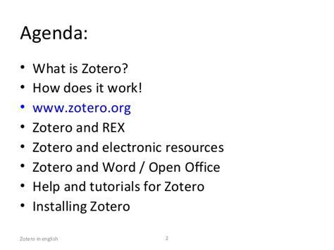 zotero tutorial español pdf zotero introduction by erik schw 228 germann