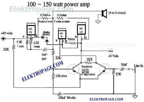 Power Lifier Soundlab 100 watt transformer schematic get free image about