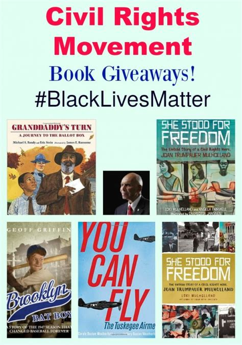 civil rights picture books civil rights movement book giveaways pragmaticmom