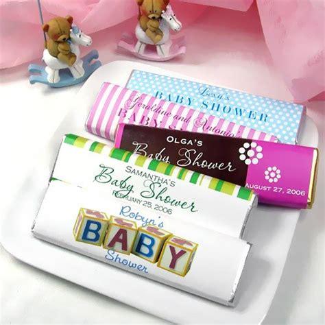 Baby Shower Chocolate Bars personalized baby shower chocolate bars