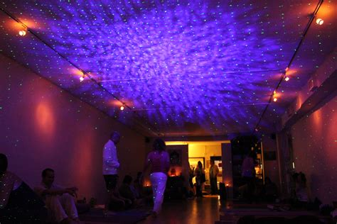 blisslights laser projector adds magical lighting effects