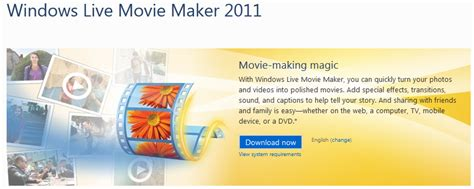 tutorial windows live movie maker 2011 tech coach movie making