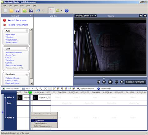 tutorial video camtasia how to make video tutorial with camtasia