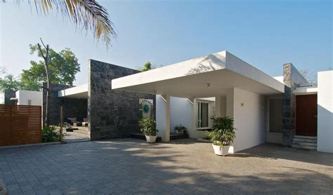 Contemporary Bungalows by Modern Minimalist Bungalow Design By Atelier Dnd Modern