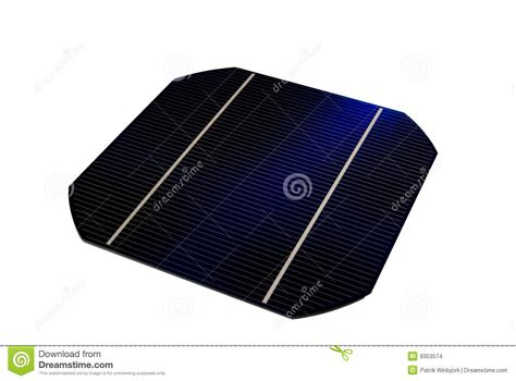 5 solar cell stock images image 9353574