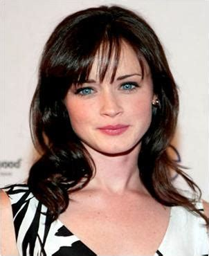 piecey bangs pictures 9 hairstyles for heart shaped face