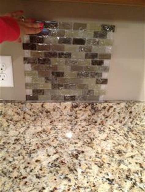 cracked glass backsplash my house
