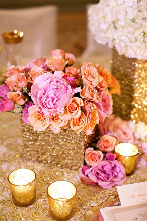 Wedding Centrepiece Ideas by Edmonton Wedding Wedding Centrepiece Ideas With Sparkle