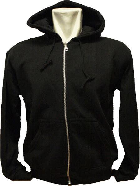 jaket hoodie bahan katun berkualitas mudah menyerap keringat