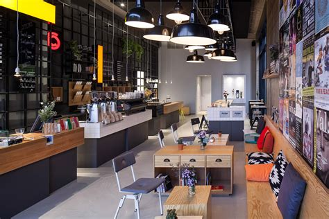 coffee company you ve got to see this new coffee bar in amsterdam