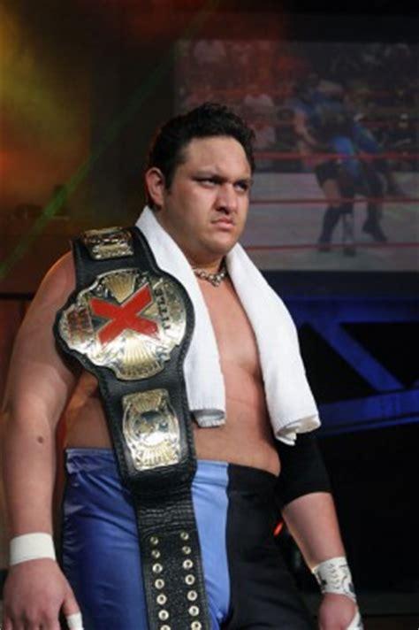 impact wrestling grand slam champion  history