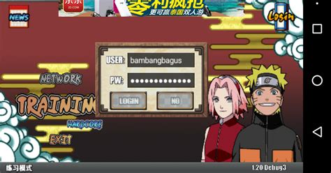 download game naruto senki mod cina tutorial register and login naruto senki mod v1 20 rezka
