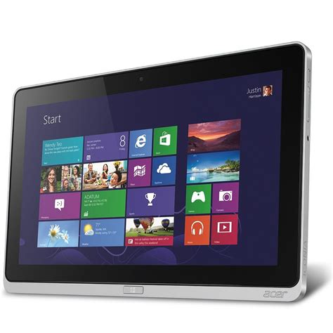 Lcd Tab 10in Imo X9 acer iconia w700 windows 8 powered tablet available for pre order