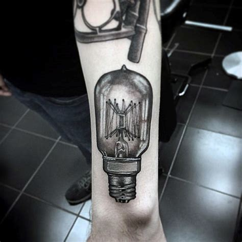 thomas edison tattoo edison by pictures to pin on tattooskid