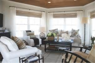 Cottage Living Room Flooring Cottage On The